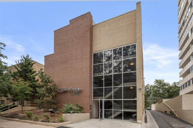 1260 N Humboldt Street #12, Denver, CO 80218 (#7164422) :: Bring Home Denver with Keller Williams Downtown Realty LLC