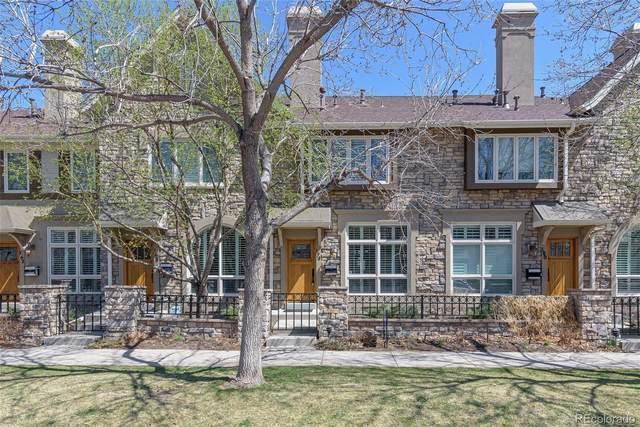 174 S Garfield Street, Denver, CO 80209 (MLS #7164437) :: Kittle Real Estate