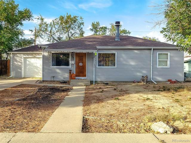2081 E 94th Avenue, Thornton, CO 80229 (#7164526) :: The Scott Futa Home Team