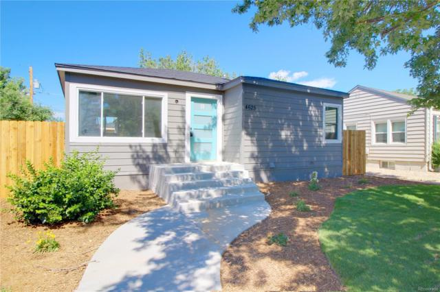 4625 Alcott Street, Denver, CO 80211 (#7164918) :: The Tamborra Team
