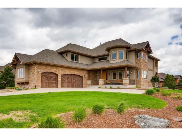 5070 Morningside Way, Parker, CO 80134 (MLS #7165238) :: 8z Real Estate