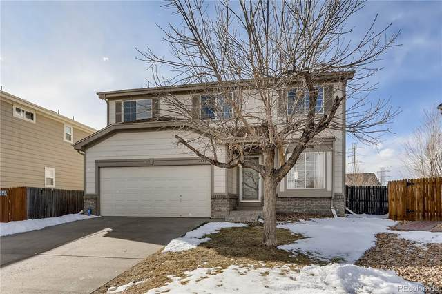 4739 S Ireland Court, Aurora, CO 80015 (#7165292) :: Compass Colorado Realty