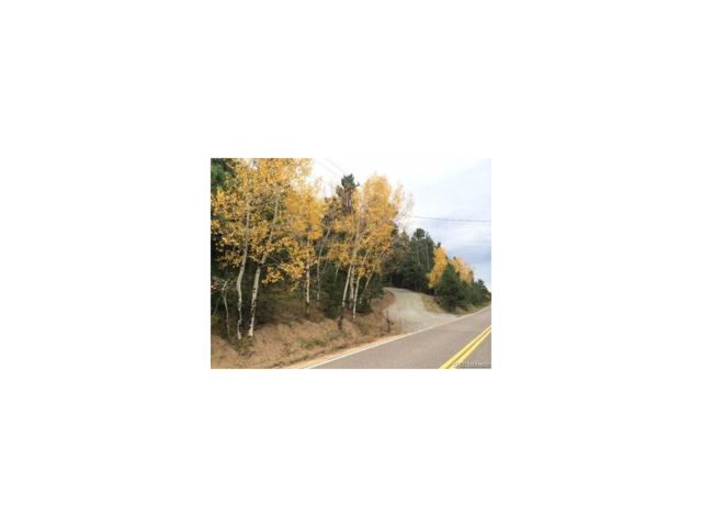 5967 High Drive, Morrison, CO 80465 (MLS #7165454) :: 8z Real Estate