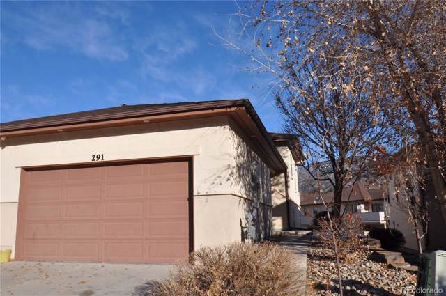 291 Castle Ridge Drive, New Castle, CO 81647 (#7166308) :: The HomeSmiths Team - Keller Williams