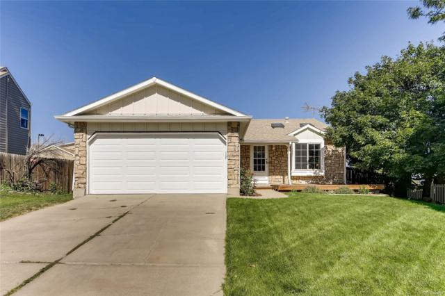 4837 S Espana Court, Centennial, CO 80015 (#7166364) :: Structure CO Group