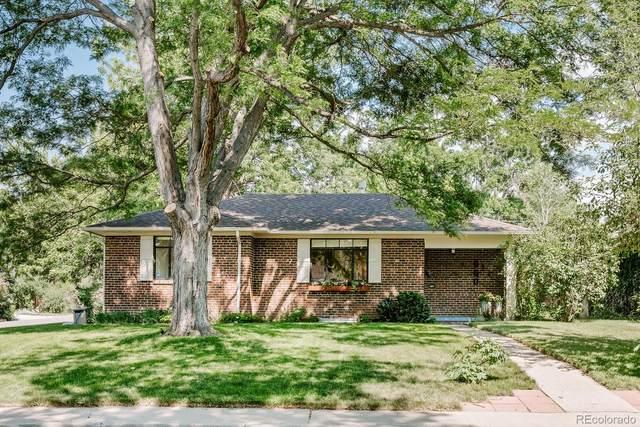 860 Niagara Street, Denver, CO 80220 (#7166456) :: Bring Home Denver with Keller Williams Downtown Realty LLC