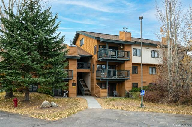 500 Ore House Plaza 106C, Steamboat Springs, CO 80487 (#7167095) :: Berkshire Hathaway Elevated Living Real Estate