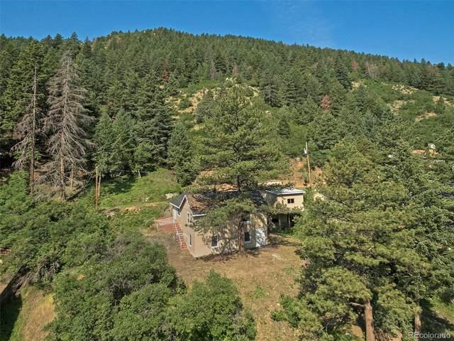 2177 Hidden Valley Road, Sedalia, CO 80135 (#7168735) :: Compass Colorado Realty