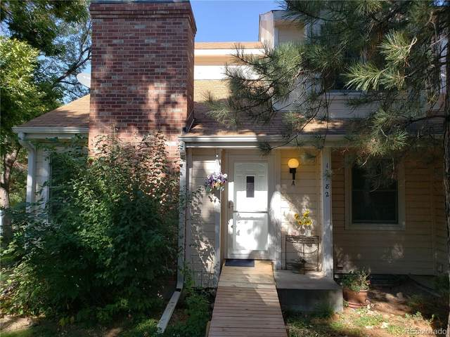12182 Bannock Circle A, Westminster, CO 80234 (MLS #7168988) :: Re/Max Alliance