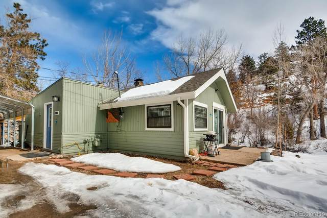 22018 Miller Lane, Idledale, CO 80453 (#7169147) :: Berkshire Hathaway Elevated Living Real Estate