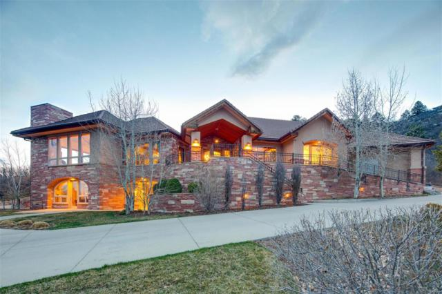191 Country Club Drive, Castle Rock, CO 80108 (#7169453) :: The Peak Properties Group