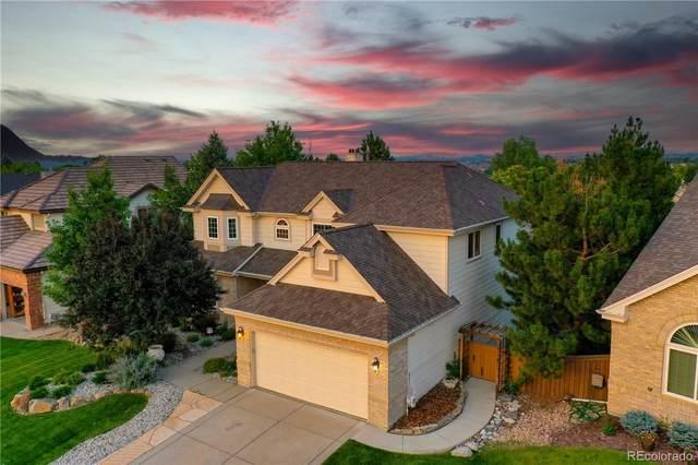 8844 Forrest Drive, Highlands Ranch, CO 80126 (MLS #7169581) :: Find Colorado