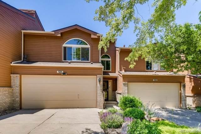 121 Ward Court, Lakewood, CO 80228 (MLS #7169661) :: Kittle Real Estate