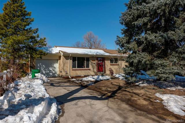 3117 Victor Street, Aurora, CO 80011 (#7169896) :: The Griffith Home Team