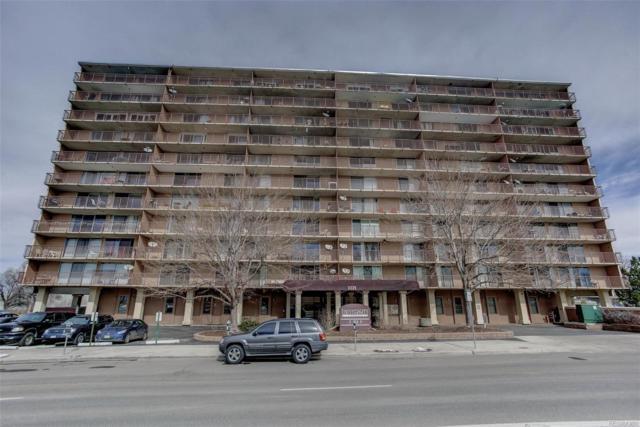 2225 Buchtel Boulevard #204, Denver, CO 80210 (#7170379) :: James Crocker Team