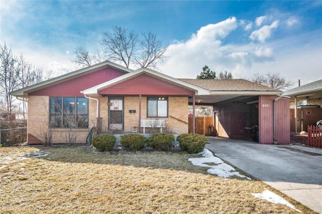 8541 Lowell Boulevard, Westminster, CO 80031 (MLS #7170529) :: 8z Real Estate