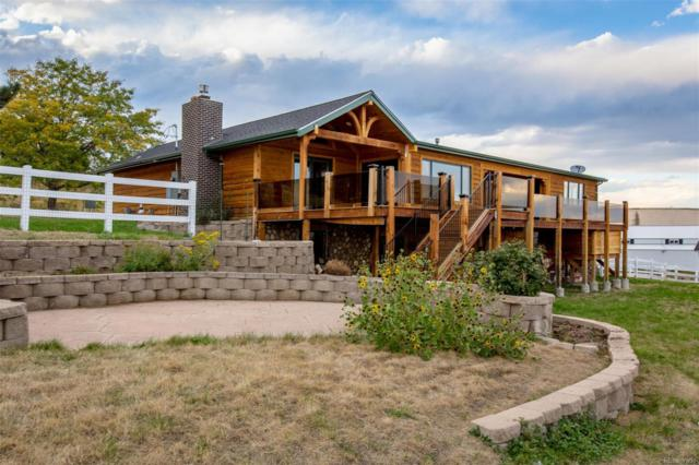 17035 W 53rd Avenue, Golden, CO 80403 (#7170775) :: The Peak Properties Group