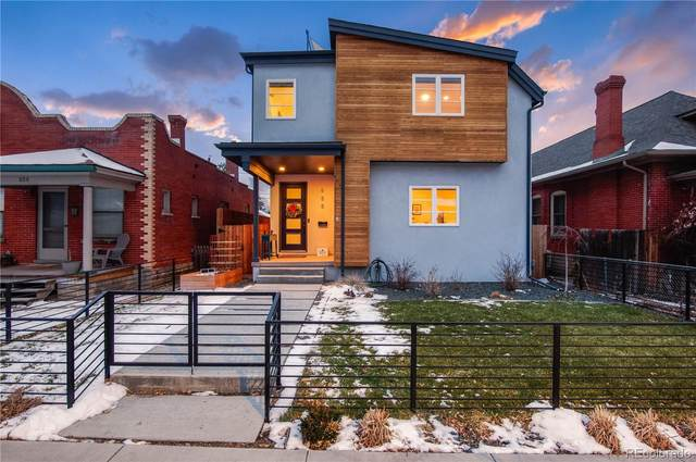 655 S Clarkson Street, Denver, CO 80209 (#7171053) :: Venterra Real Estate LLC