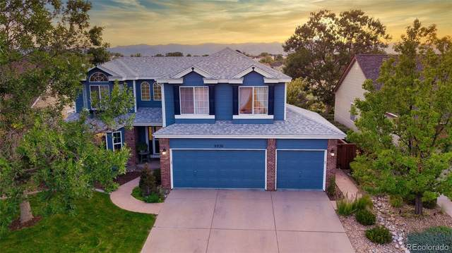 9936 Silver Maple Road, Highlands Ranch, CO 80129 (MLS #7171068) :: Bliss Realty Group