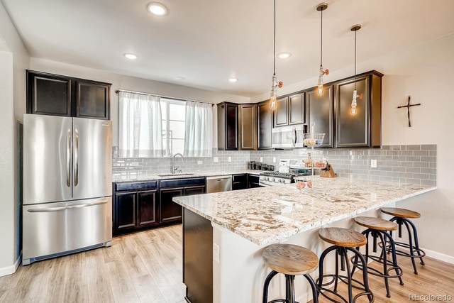 1598 Castle Creek Circle, Castle Rock, CO 80104 (#7171255) :: Realty ONE Group Five Star