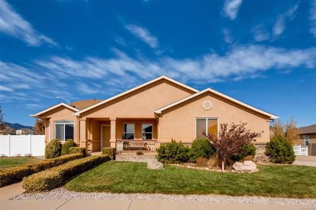 394 Gold Claim Terrace, Colorado Springs, CO 80905 (MLS #7171326) :: Colorado Real Estate : The Space Agency