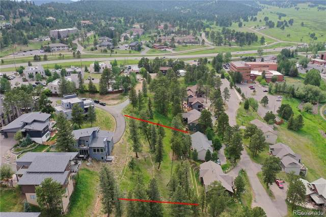 3086 S Alpine Drive, Evergreen, CO 80439 (#7171578) :: HomeSmart