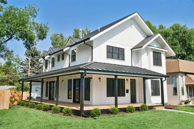 1231 Olive Street, Denver, CO 80220 (MLS #7171712) :: 8z Real Estate