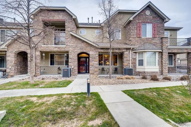 15316 W 66th Drive G, Arvada, CO 80007 (#7171755) :: The Dixon Group