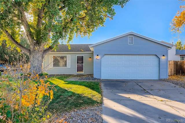 8387 Wheatgrass Circle, Parker, CO 80134 (#7171921) :: Wisdom Real Estate