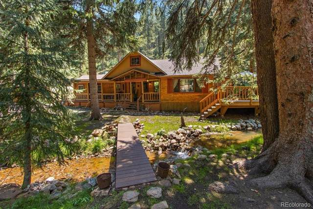 27802 Shadow Mountain Drive, Conifer, CO 80433 (#7171950) :: Berkshire Hathaway HomeServices Innovative Real Estate