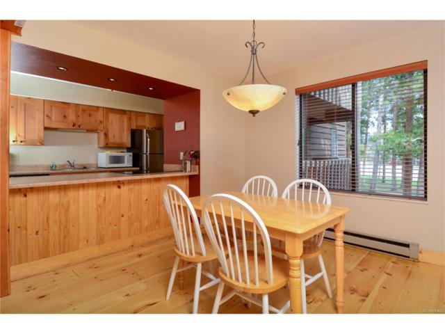 315 S 2nd Street #104, Frisco, CO 80443 (MLS #7172103) :: 8z Real Estate