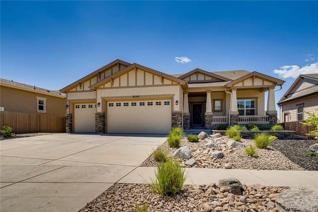 5263 Mount Cutler Court, Colorado Springs, CO 80924 (#7172122) :: Mile High Luxury Real Estate
