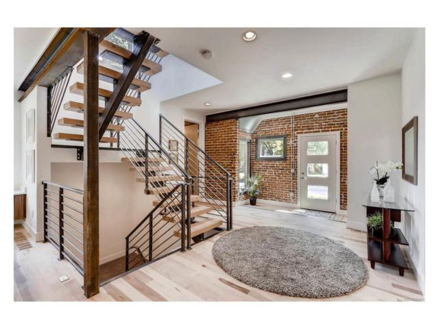 2609 Bellaire Street, Denver, CO 80207 (#7172709) :: Thrive Real Estate Group