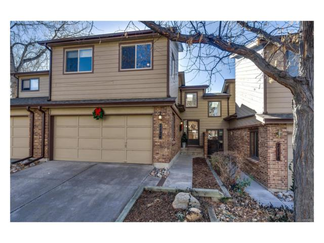 7124 E Dry Creek Circle, Centennial, CO 80112 (#7173282) :: The Dixon Group