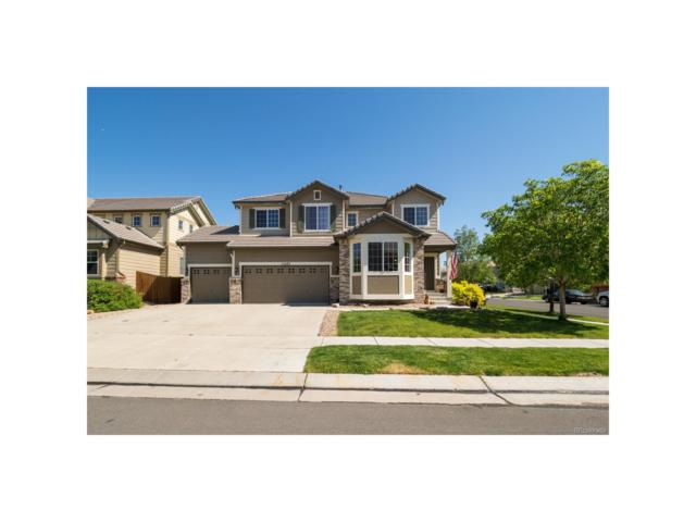 15483 E 117th Avenue, Commerce City, CO 80022 (#7173291) :: The Peak Properties Group