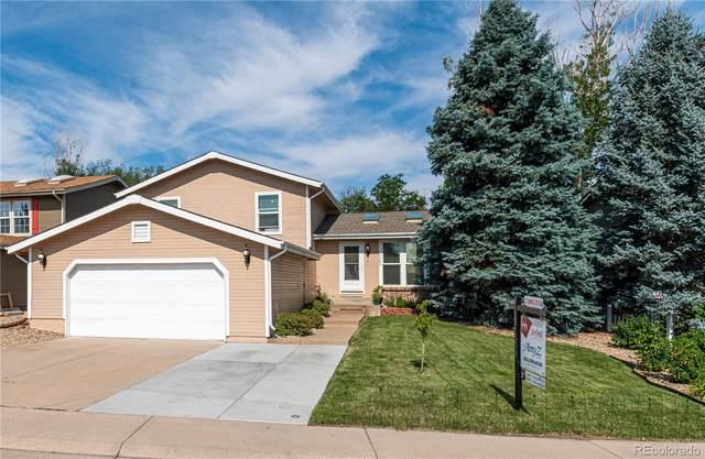 8682 Bluegrass Circle, Parker, CO 80134 (#7173427) :: Kimberly Austin Properties