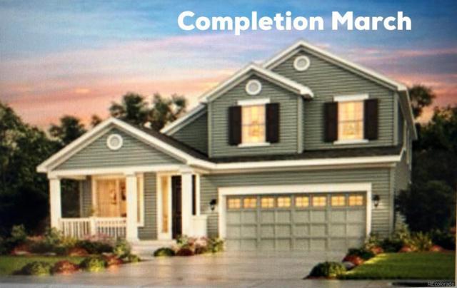 16112 Azalea Avenue, Parker, CO 80134 (#7173533) :: The HomeSmiths Team - Keller Williams