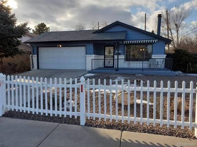 2703 S Webster Street, Denver, CO 80227 (#7173553) :: True Performance Real Estate