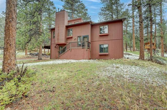 6997 S Columbine Road, Evergreen, CO 80439 (#7173646) :: The DeGrood Team