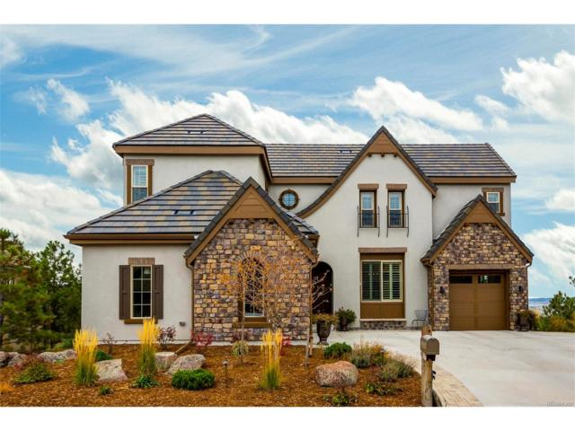 6826 Northstar Circle, Castle Rock, CO 80108 (#7173743) :: Structure CO Group
