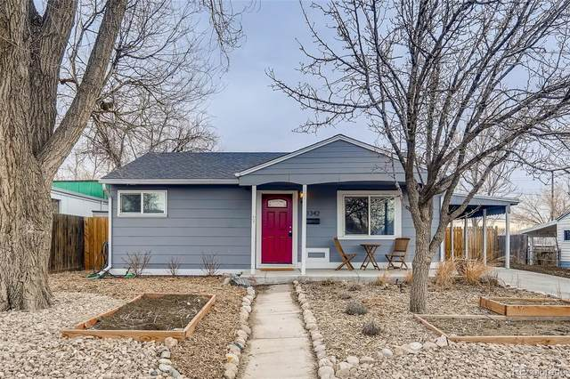 1342 S Quieto Court, Denver, CO 80223 (MLS #7173799) :: The Sam Biller Home Team