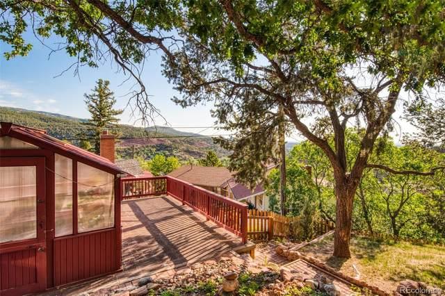 327 Oklahoma Road, Manitou Springs, CO 80829 (#7173904) :: Venterra Real Estate LLC