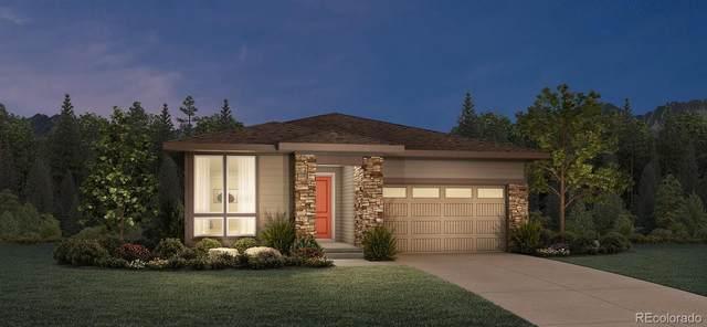 358 Alumroot Street, Castle Rock, CO 80104 (#7173998) :: Venterra Real Estate LLC