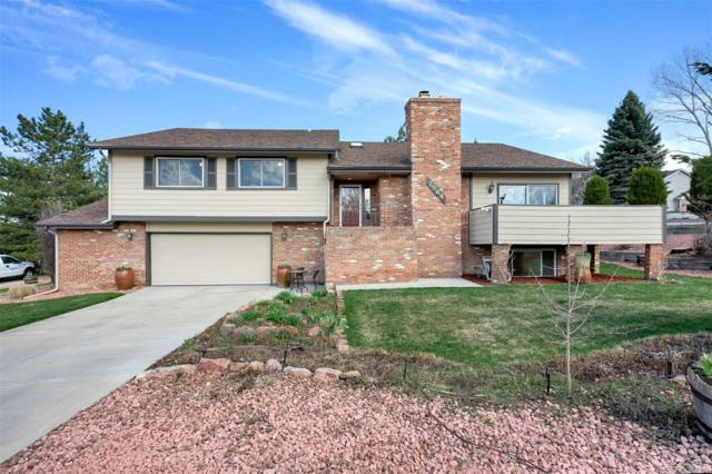7564 S Elkhorn Mountain, Littleton, CO 80127 (#7174162) :: The Galo Garrido Group