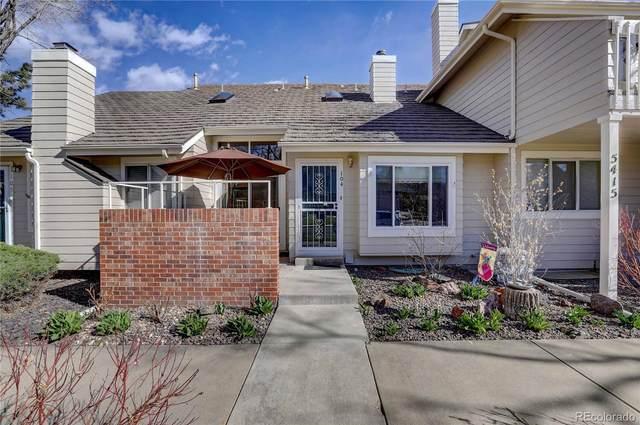 5415 W Iliff Drive #104, Lakewood, CO 80227 (MLS #7174506) :: 8z Real Estate