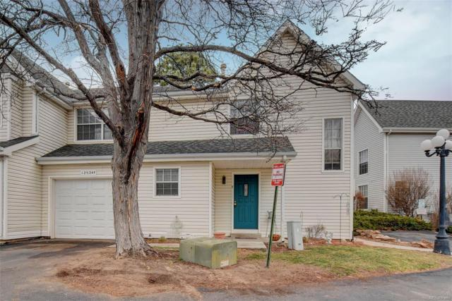 12524 E Pacific Circle F, Aurora, CO 80014 (#7174541) :: The Heyl Group at Keller Williams