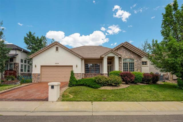16829 W 69th Circle, Arvada, CO 80007 (#7174581) :: HomePopper