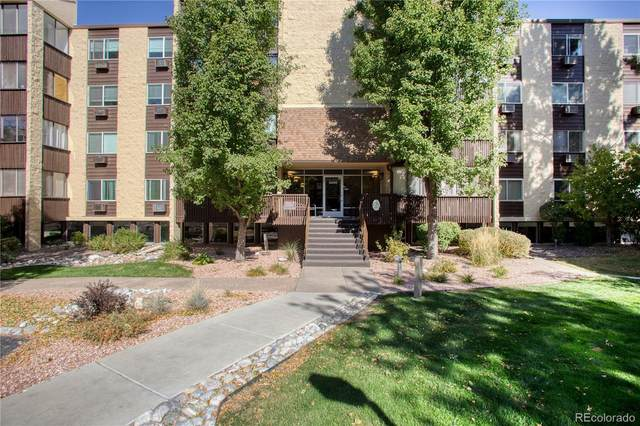 3450 S Poplar Street #406, Denver, CO 80224 (#7174698) :: The FI Team
