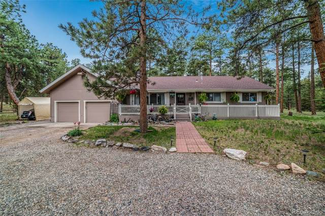 5655 County Road 72, Bailey, CO 80421 (MLS #7174953) :: Kittle Real Estate