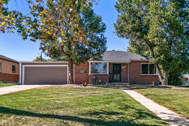 3671 Oneida Street, Denver, CO 80207 (#7175187) :: HomeSmart